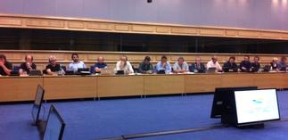 Le FROM Nord à Dublin pour le CCR (Conseil Consultatif Régional)