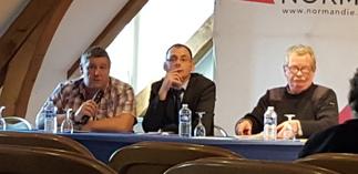 1er Conseil du Comité Régional des Pêches de Normandie