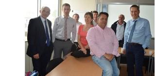 La Commission Européenne rencontre les professionnels de la pêche à Boulogne-sur-Mer